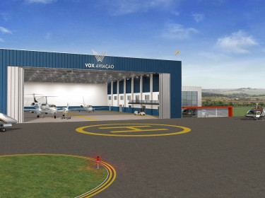 Estudo Hangar Ribeirão Preto