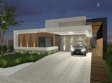 Residência FL - Bugainville